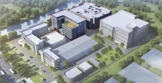 ZF amplía su sede central de China y de Asia-Pacífico para aumentar su presencia en los mercados asiáticos