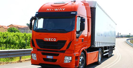 Iveco lanza el 'stralis efficiency package'.