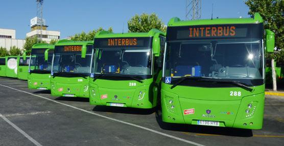 Interbús ya opera en el corredor de San Sebastián de los Reyes sus cuatro nuevos Magnus.E de Castrosua