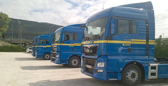 Azkar participa este año en la competición a través de 28 tractoras MAN con motores Euro 6.