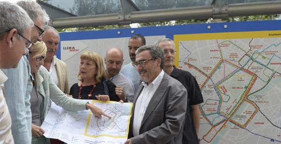 Autobusos de Lleida incorpora cuatro nuevos vehículos a su red e incrementa las frecuencias y el número de paradas