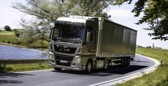 MAN elige los neumáticos KMAX y FUELMAX de Goodyear para montar en sus camiones.