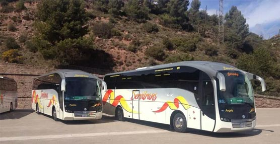 Autocares Servitrans equipa su flota con la solución wifi Icomera 4G del proveedor Azimut Bus Solutions