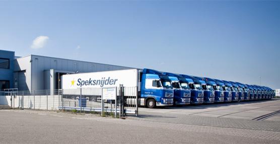 Stef adquiere la sociedad Speksnijder Transport, que realiza actividades de logística y grupaje en los Países Bajos