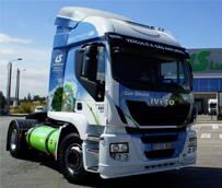 El operador logístico Luís Simões adquiere su primer vehículo propulsado por Gas Natural Licuado