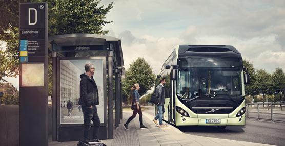 Volvo presentará en la IAA su urbano eléctrico híbrido, que reduce el consumo un 75%
