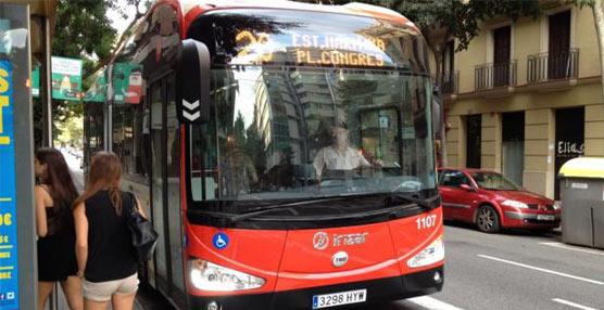 El urbano eléctrico i2e de Irizar está en servicio por las calles de Barcelona desde mediados de agosto