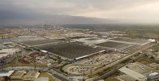 Dematic implanta su tecnología avanzada de 'Multishuttle' en el almacén la compañía automovilística turca Tofas