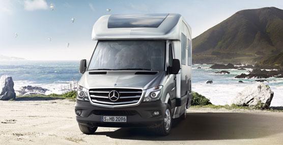 El Mercedes-Benz Sprinter gana el Premio Europeo de la Innovación en el Caravan Salon de Düsseldorf
