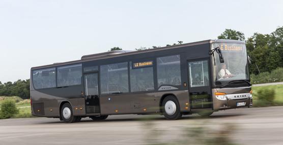 Setra lleva hasta la IAA las nuevas series ComfortCLass y MultiClass LE, además de los modelos S511HD/S 519 HD