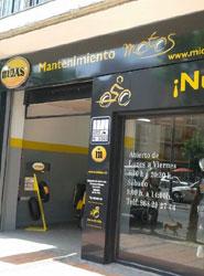 Midas abre en Murcia su primer centro de reparación especializado en ciclomotores