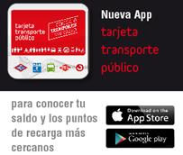 La aplicación Tarjeta Transporte Publico de Madrid supera las 50.000 descargas en sus tres primeros meses