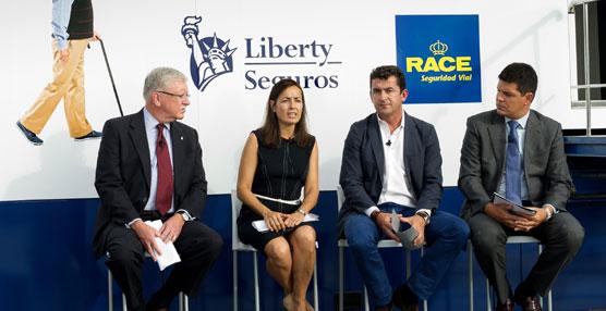 El grupo Liberty Seguros y el RACE presentan la campaña 'movilidad Senior, el camino de todos'