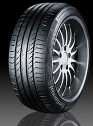 El neumático ContiSportContact 5 de Continental gana el test evo 2014
