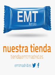 La EMT de Madrid abrirá el próximo 15 de septiembre una nueva tienda 'online'