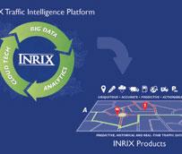 INRIX presenta sus nuevos servicios de información de incidentes y control de tráfico en Europa y Norteamérica