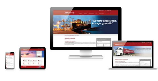 Grupo Moldtrans presenta su nueva web y el blog corporativo, adaptados a las últimas tendencias digitales
