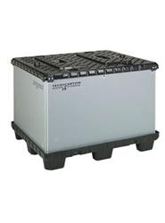 Contenedor reutilizable Tecni Pack.