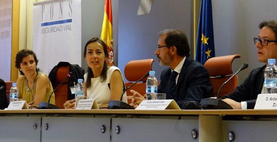 María Seguí anuncia la primera Convocatoria de Ayudas a la Investigación en Seguridad Vial