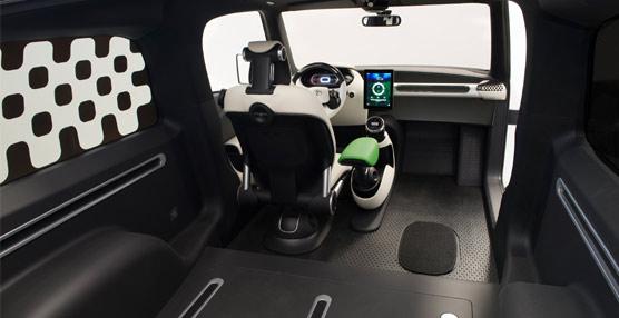 Toyota presenta su nuevo Urban Utility en el World Maker Faire de Nueva York que se celebra los días 20 y 21 de septiembre