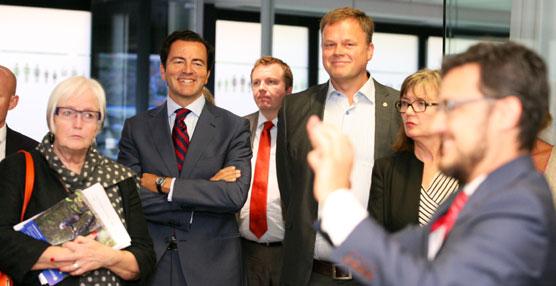 El Comité Permanente de Desarrollo Urbano de Oslo conoce las infraestructuras y servicios de la Comunidad de Madrid