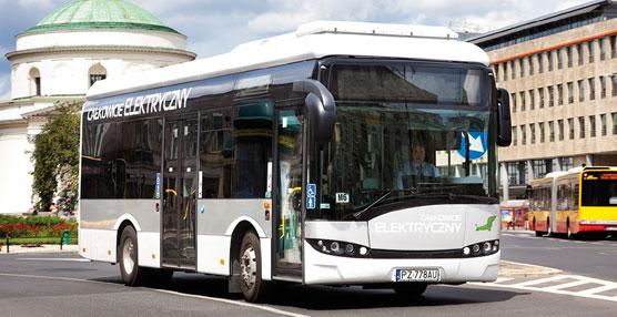 Solaris entregará autobuses eléctricos a la empresa de transporte público de Ostrołęka (Polonia)