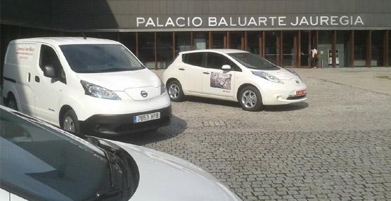 Nissan participa en la Semana Europea de la Movilidad con sus vehículos eléctricos Nissan LEAF y e-NV 200
