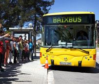 El proyecto 'Sube al Bus' de Baixbus ha llegado a 675 alumnos de 5º y 6º de primaria durante el curso 2013-2014