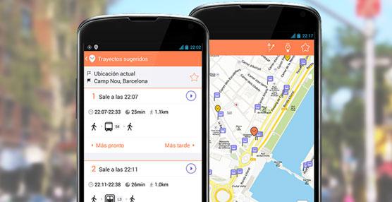 Moovit pone a disposición de los usuarios toda la información en tiempo real sobre las nuevas líneas de autobús en red de Barcelona