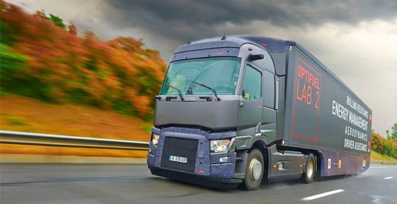 Optifuel Lab, de Renault Trucks, evoluciona como laboratorio rodante en busca de la eficiencia energética