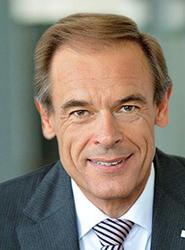 Volkmar Denner, presidente de la dirección de Robert Bosch GmbH.