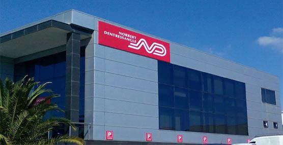 Norbert Dentressangle Alicante opera en una nueva plataforma logística