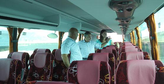El Servicio de Transporte Público de Fuenteventura moderniza su flota con la adquisición de cinco nuevas guaguas