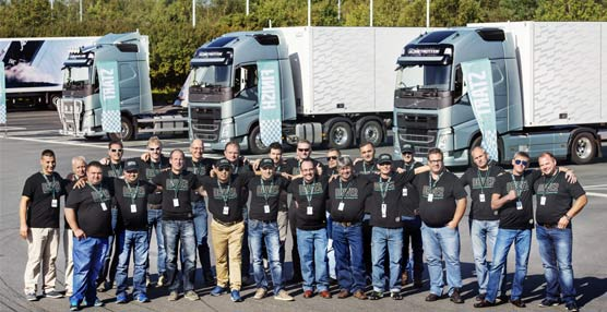 Volvo demuestra su compromiso con la conducción eficiente con el campeonato 'Driver's Fuel Challenge 2014'