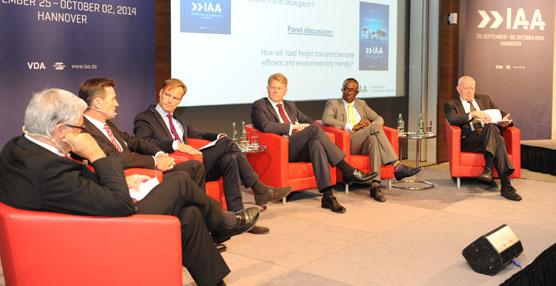 IAA 2014 llevó a cabo un encuentro con los medios de comunicación.