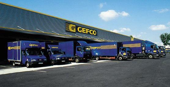 El operador logístico Gefco logra un aumento de sus beneficios de un 6,9% en la primera mitad de 2014