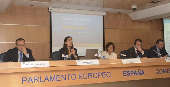 Más de 200 personas participan en Madrid en un seminario europeo sobre conducción y alcohol