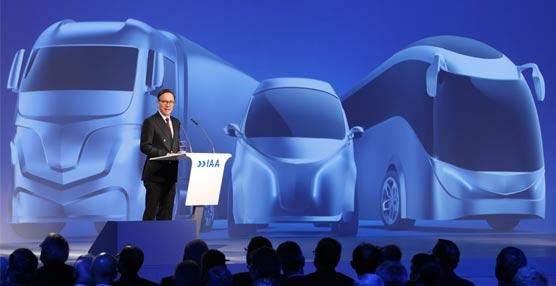 Wissmann: 'Los vehículos comerciales son héroes silenciosos que sirven a la sociedad de forma fiable y discreta'