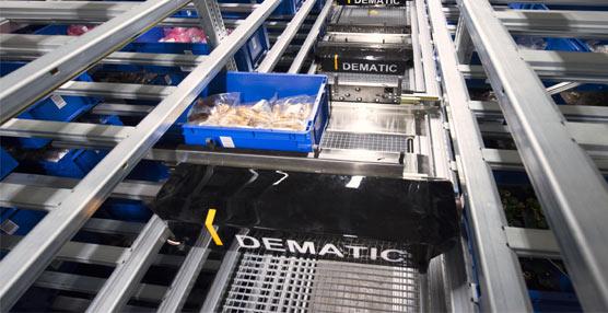 Dematic confirma su asistencia a Logistics 2014 para presentar sus productos logísticos inteligentes