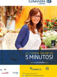 Comandia permite a Pymes, autónomos y emprendedores crear una tienda online en cinco minutos.