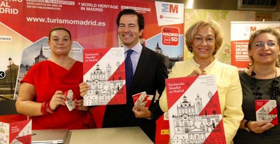 El gobierno madrileño convierte los intercambiadores en 'escaparates' para promover el turismo en la región