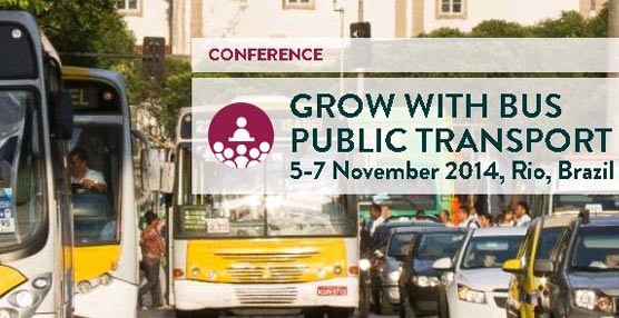 La Conferencia Internacional de Buses de la UITP vuelve a América Latina para celebrar su edición 2014