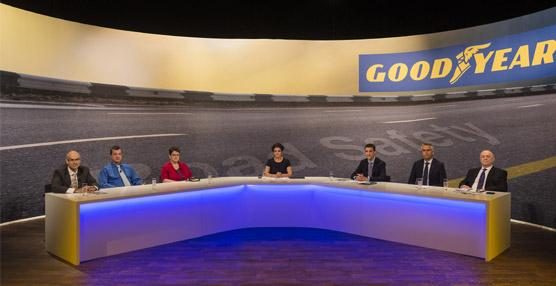 Goodyear hace un llamado a la Comisión Europea para dar un rol más preponderante a los padres en educación vial