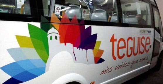 Costa Teguise, en la Isla de Lanzarote, pone en marcha una nueva línea de transporte para turistas y residentes