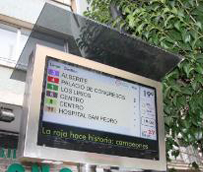 Transportes de La Rioja acuerda con Indra el servicio integral de mantenimiento de su sistema de gestión y control