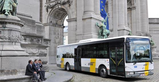 CNH Industrial entrega los primeros 50 vehículos de un pedido de 160 unidades a la compañía belga Delijn