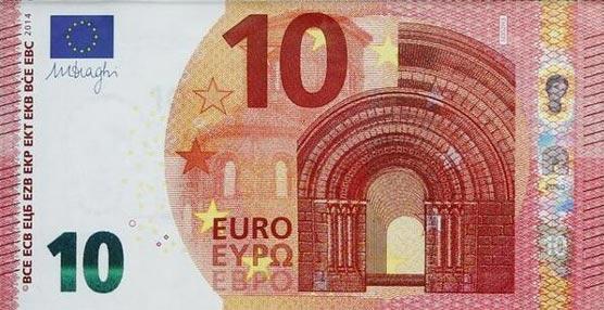 Con el nuevo billete de 10 euros ya en circulación Scan Coin recuerda que sus soluciones son actualizables a la serie