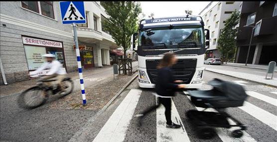 Volvo Trucks trabaja para evitar los accidentes causados por falta de visibilidad