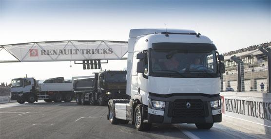 La Campaña de Seguridad en Invierno de Renault Trucks apuesta por la prevención y el ahorro en carretera