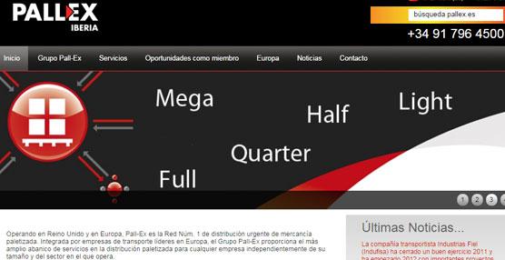 Pall-Ex Iberia lanza su nuevo servicio Pall-Ex Connect en Europa para consolidar sus servicios en el Continente